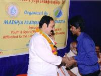 31st M.P. State Yoga Championship - 2012 - 2013
