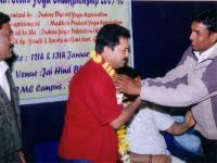 28th M.P. State Yoga Championship - 2009 - 2010